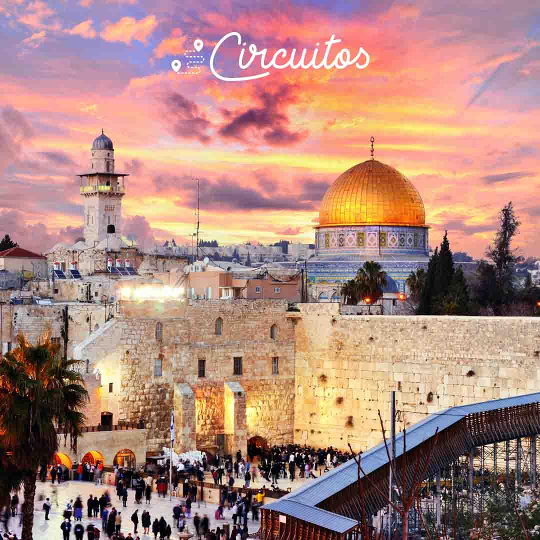 ISRAEL INOLVIDABLE Y PETRA