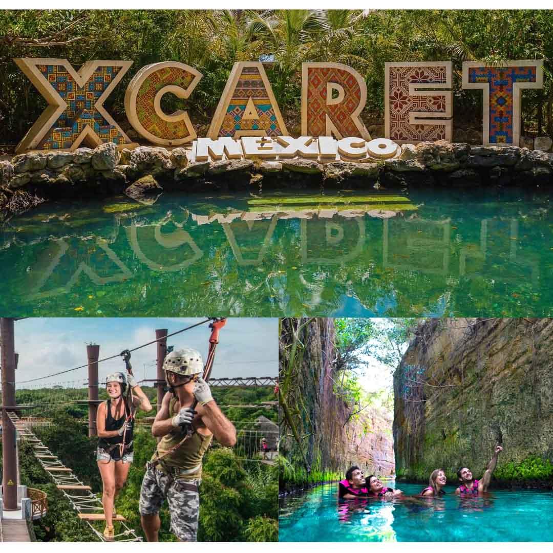 TOUR XCARET BASICO