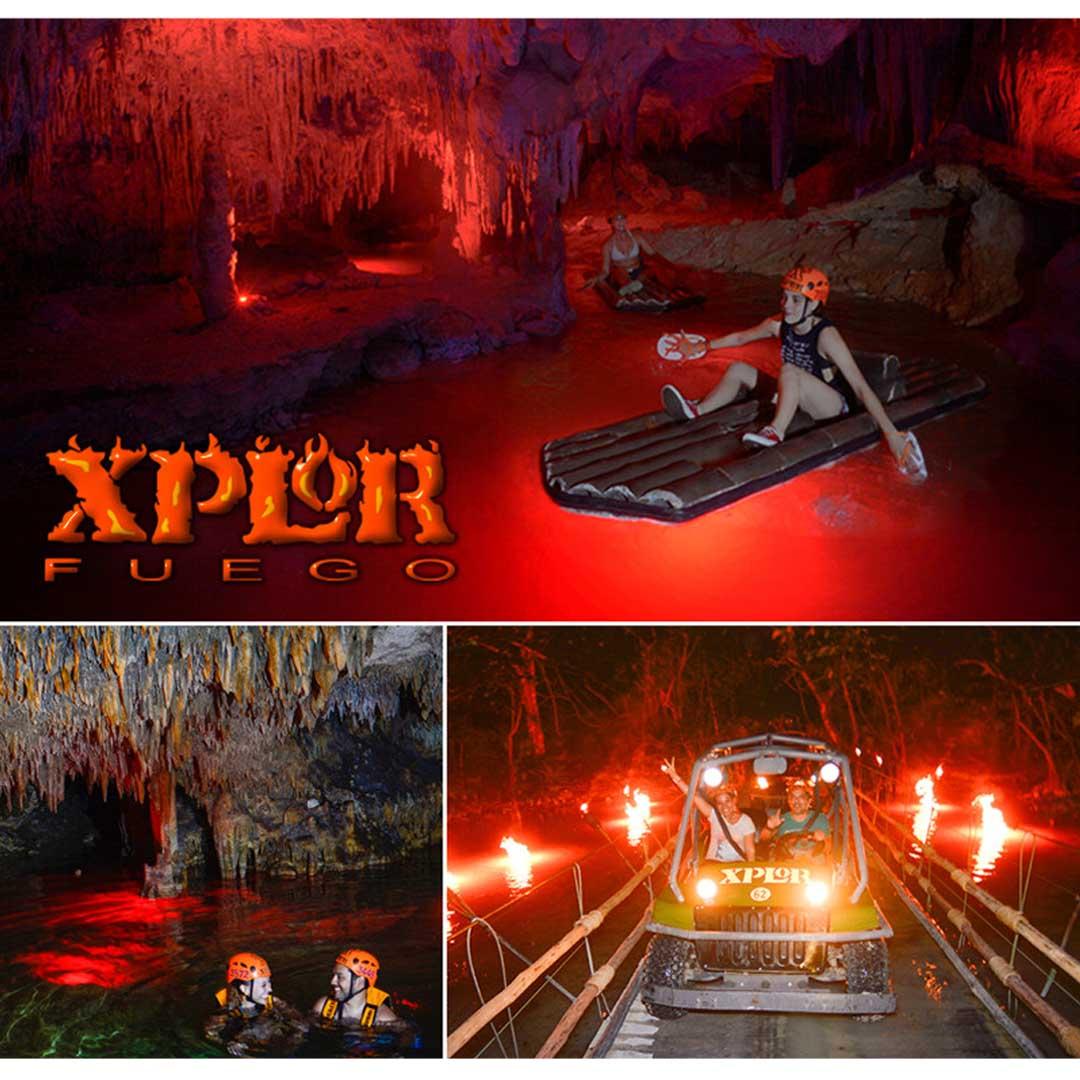 Tour Xplor Fuego
