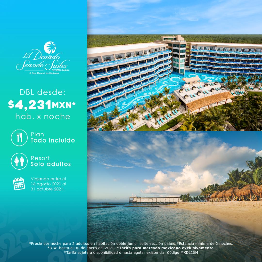 El Dorado Seaside Suites by Karisma