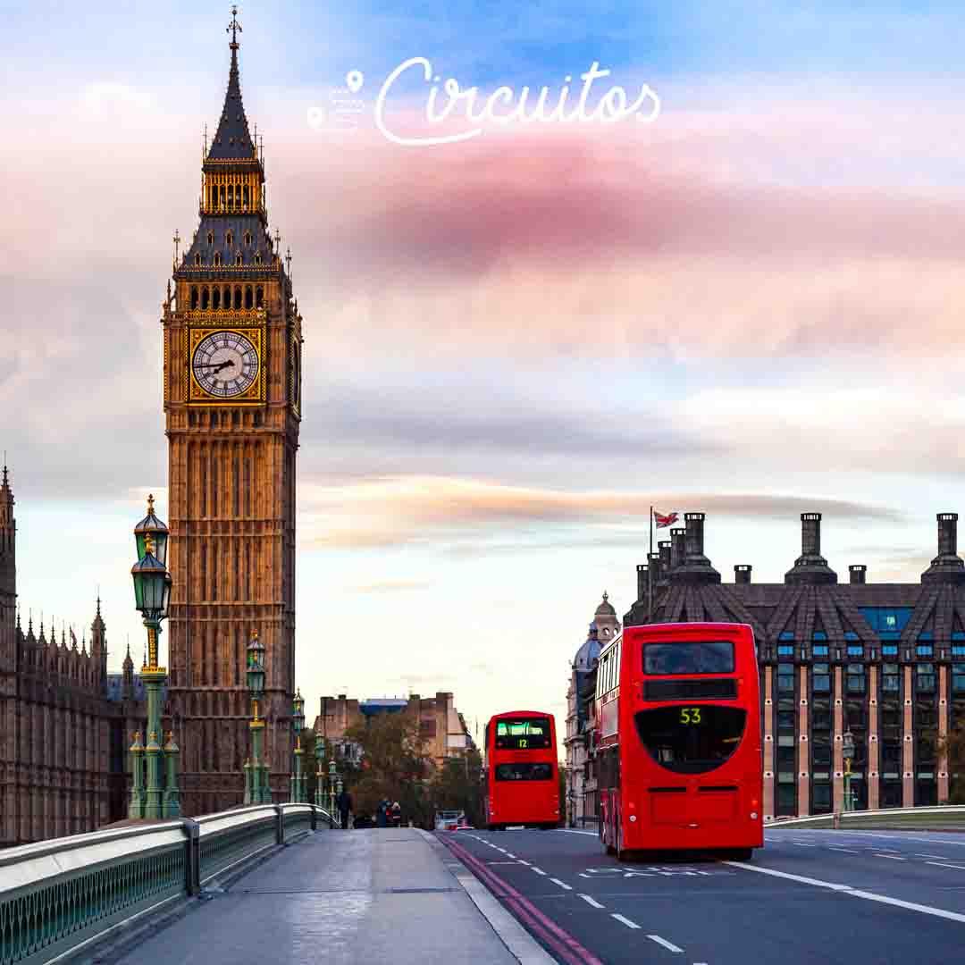 BELLEZAS DE EUROPA LONDRES