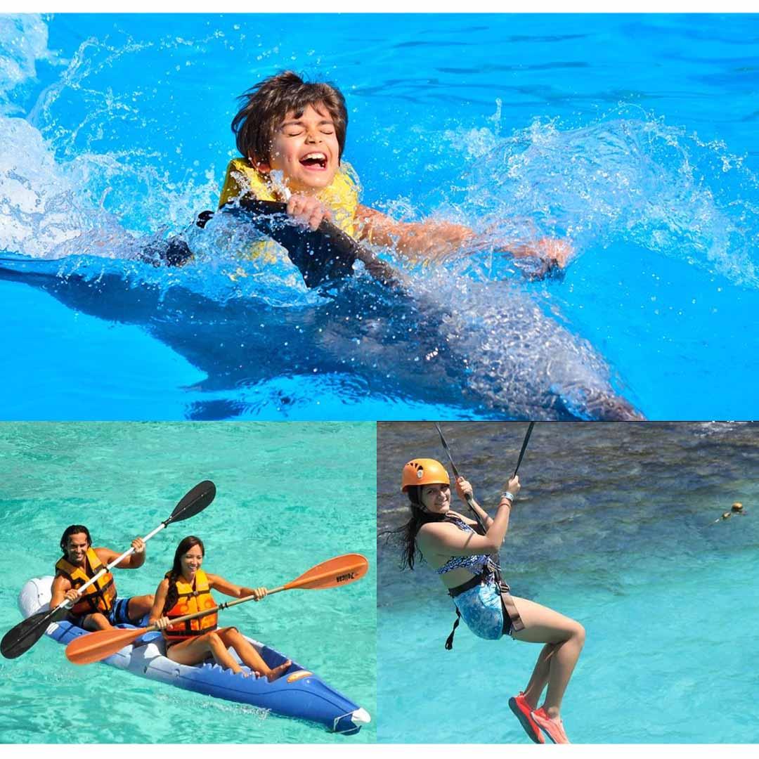 Garrafon con Swim Adventure