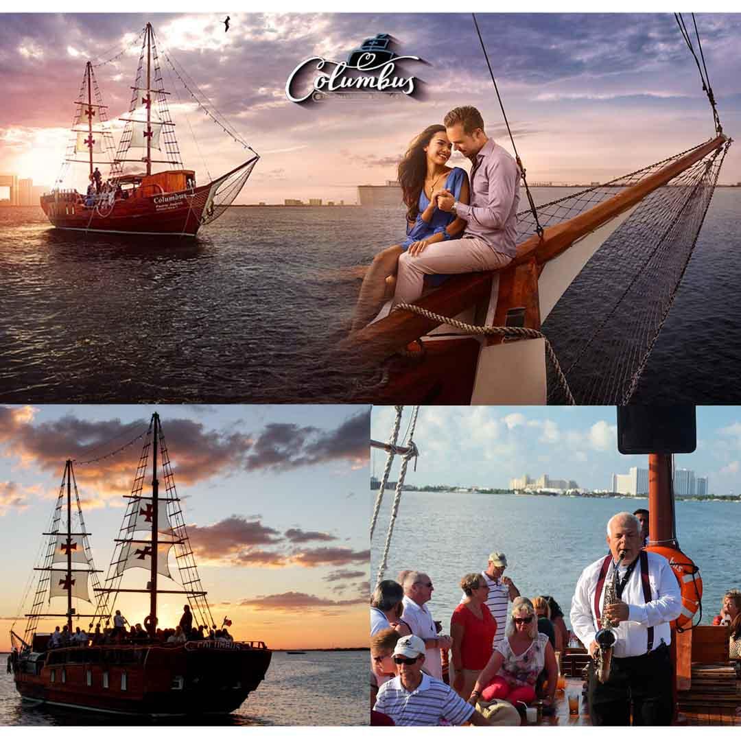 Columbus Mar y Tierra.