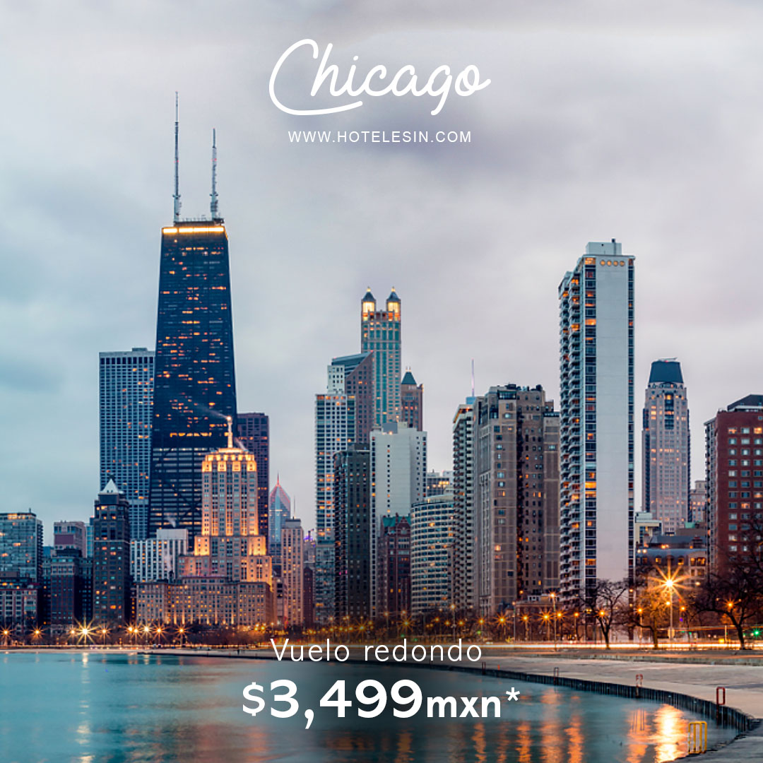 Vuelo a Chicago