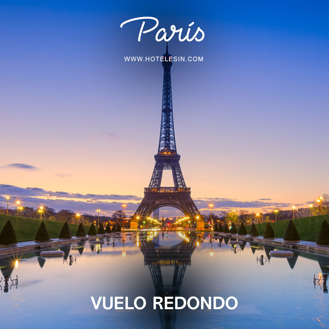 Vuelo a París