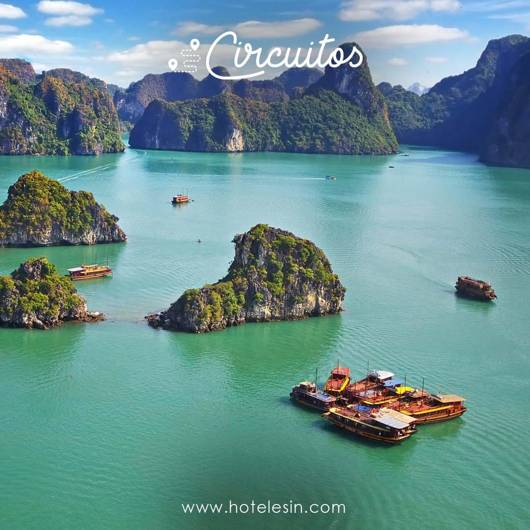 VIETNAM, CAMBOYA Y BANGKOK.